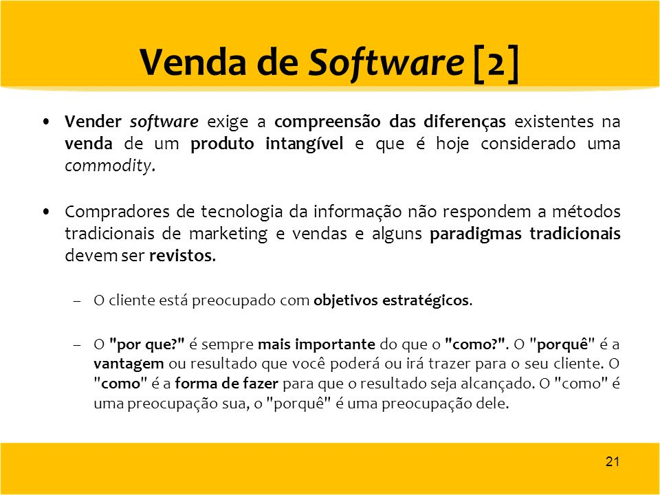 Venda de Software [2]